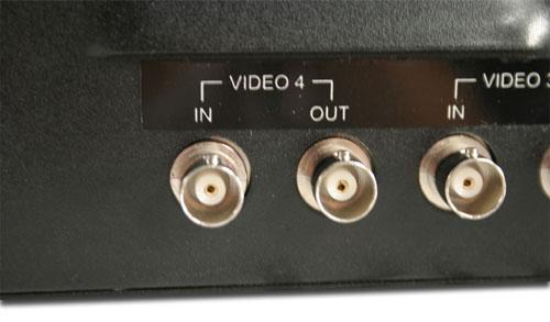 Video Output/Input