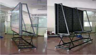 Lift Stand Design (Show Window Purpose)